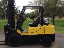 Hyster H3.5TX forklift LPG 3.5 ton 3500 kg capacity Cecil Park Liverpool Area Preview