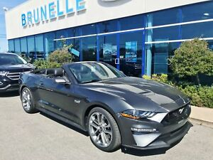 Ford Mustang GT haut niveau décapotable transmission automatique
