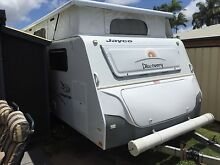 Jayco discovery 2010 poptop 18.5ft Thabeban Bundaberg City Preview