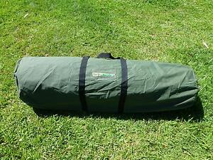 SHERPA DELUXE FREE STANDING 1500mm WIDE QUEEN SIZE SWAG IN STOCK