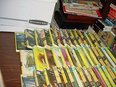 Almost All Nancy Drew Books 1-56 Plus Extra