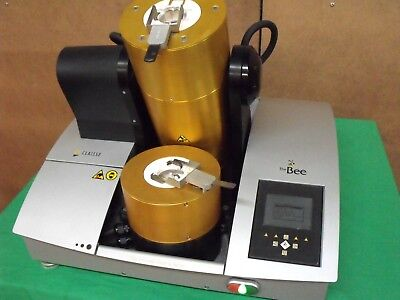 """CLAISSE """"THE BEE"""" ELECTRIC FLUXER XRF AA ICP SAMPLE PREP FLUX FUSION SYSTEM"""