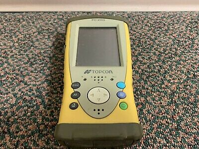 Topcon Fc-200 Handheld Data Collector Field Controller