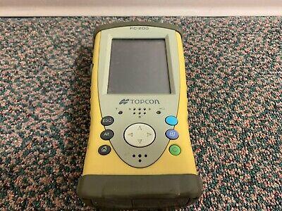 Topcon Fc-200 Handheld Data Collector Field Controller
