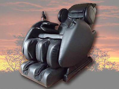 Massagemaster Z5 Shiatsu Massage Chair 3D Zero Gravity Full Body - RRP £3995