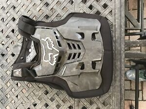 Fox chest protector $80