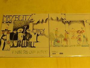 MAY BLITZ-second of may-LP reissue of 1971-progressiv Rock-Akarma-foc-last !