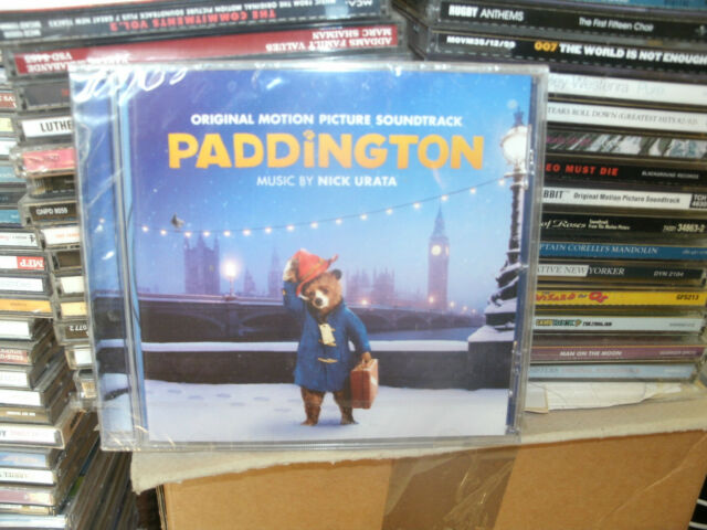 Paddington [Original Motion Picture Soundtrack] (2014) FILM SOUNDTRACK