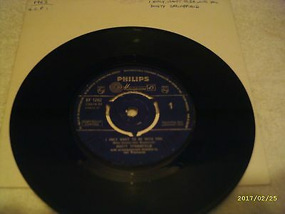 """Dusty Springfield - I Only Want To Be With You - 7"""" Vinyl Record - 60s Classic"""