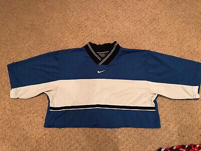 Nike Retro Soccer Crop Top Vintage