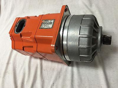 Abb Irb6400 Robot Servo Motor 3hac 8278-1 3hac 6931-1 Axis 2 Wexchange