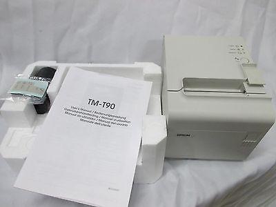 Epson Tm T90 Thermal Printer C900014 Wh7