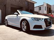 AUDI A3 Cabriolet 2.0 TFSI QUATTRO Fairfield Fairfield Area Preview