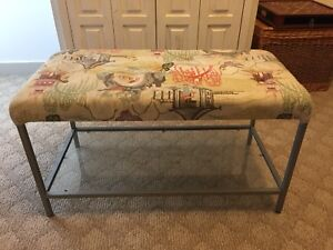 Upholstered Coffee Table