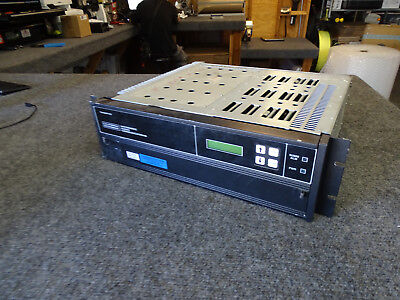 California Microwave Radio Transmitter Model 905900-107 6785 Mhz 33.5db