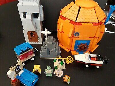 Lego 3827 Adventures in Bikini Bottom SpongeBob Squarepants