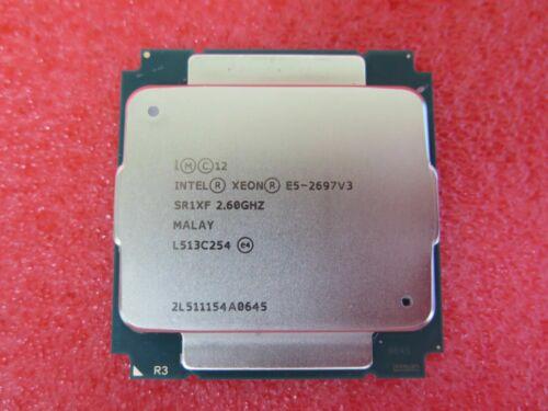 SR1XF INTEL XEON E5-2697V3 2.60GHz 35M 14 CORES 9.6 GT/s 145W PROCESSOR