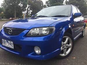 2002 Mazda 323 Protege Sports Edition West Footscray Maribyrnong Area Preview