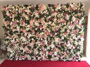 Flower wall hire Fairfield West Fairfield Area Preview