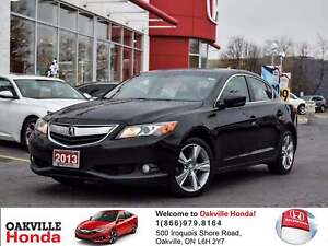 2013 Acura ILX Dynamic 6sp 1-Owner|Sunroof|Leather|Heated Seats