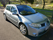 2005 Renault Megane Sport Cup Adelaide CBD Adelaide City Preview