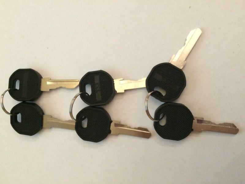 333 emka DIRAK apc key lock ek333 Compatible Key -  6 Keys 1333 cabinet