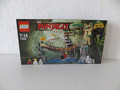 LEGO NINJAGO Meister Wu's Wasser-Fall 70608