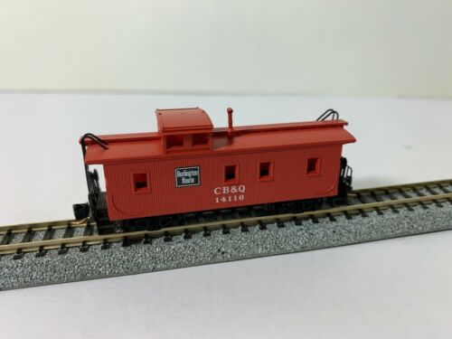 Micro-Trains 51120 Chicago Burlington & Quincy Caboose,  N Gauge