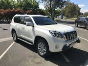 2016 Toyota Prado VX with sunroof in immaculate condition Berwick Casey Area Preview
