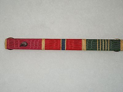 Vietnam War US Army Legion of Merit Bronze Star ARCOM Ribbon Bar OLC