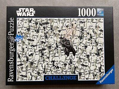 Ravensburger - 1000 PIECE JIGSAW PUZZLE - Star Wars Challenge