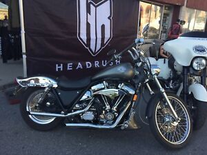 Harley fxlr 1993