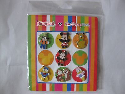 Disney 7 Pin Set Baby Figuren 2009 Mickey - Baby Disney Figuren