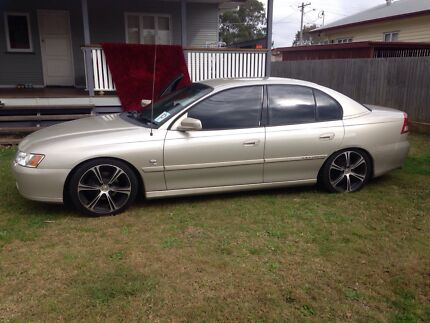 VY Holden Commodore Ipswich Ipswich City Preview