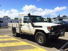 2002 Toyota LandCruiser Ute Newcomb Geelong City Preview