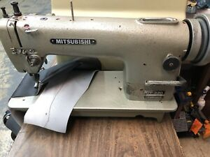 Mitsubishi Big Bobbin Walking Foot Industrial Sewing Machine