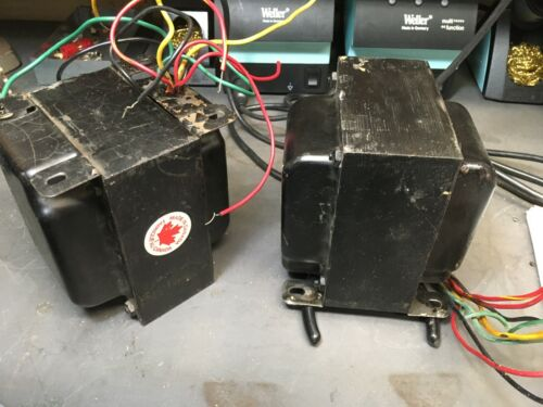 Vintage unused Power Transformer for Tube amplifiers 2 available