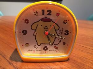Light up alarm clock buy sell items tickets or tech in ontario sanrio pompompurin battery operated travel size alarm clck gumiabroncs Choice Image