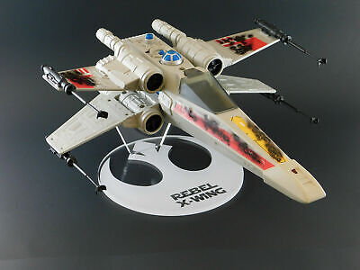 1 x Acrylic Display STAND ONLY - Vintage Star Wars Palitoy / Kenner X-Wing
