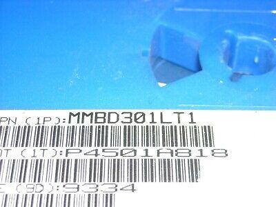 500 Pcs Motorola Mmbd301lt1 30v Shottky Diode Smd Sot-23 Cut Tape