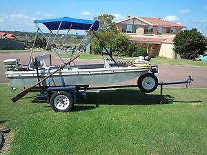 Stacer Punt style dinghy Thornton Maitland Area Preview