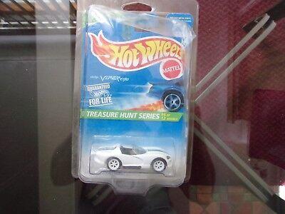 HOT WHEELS 1995 TREASURE HUNT DODGE VIPER #6