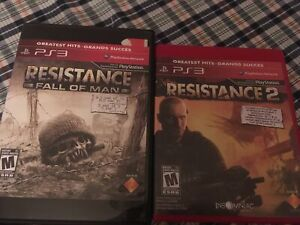 Resistance 1 and 2 $5