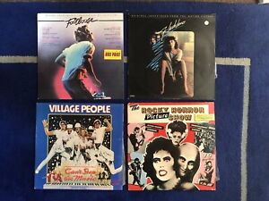 Vintage vinyl record soundtrack collection $10 each Redcliffe Redcliffe Area Preview