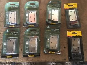 Door Hardwares Close Pump & Brand New Hinges
