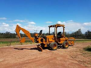 Vermeer trencher low hours Bucca Bundaberg Surrounds Preview