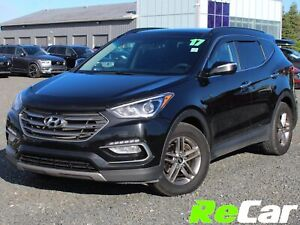 2017 Hyundai Santa Fe Sport 2.4 Luxury PANORAMIC SUNROOF | HE...