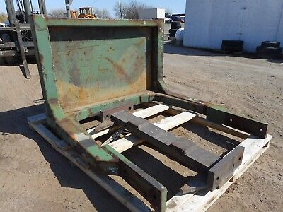 Rops 290m Clark Tractor Roll Bar Assembly Michigan M290 Scraper Dozer