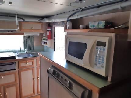 Caravan PopTop Traveller Storm Wyee Lake Macquarie Area Preview