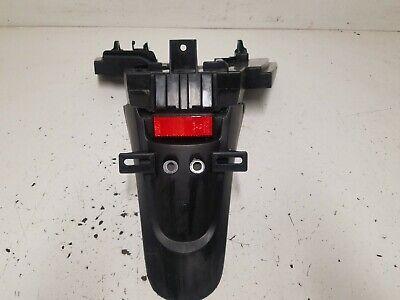 2016 Honda Metropolitan CHF50 rear fender plate holder